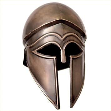 Italo romano griego de acero Corinthian casco nuevo