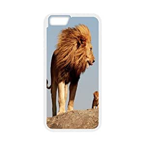 -ChenDong PHONE CASE- For Apple Iphone 6 Plus 5.5 inch screen Cases -Lions & Beast-UNIQUE-DESIGH 14