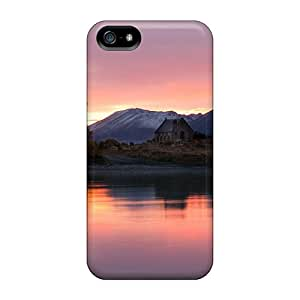 New Premium GfntzxM8106DXQOm Case Cover For Iphone 5/5s/ Tekapo Dawn Protective Case Cover