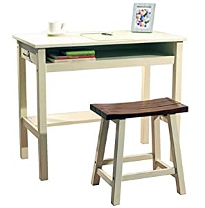 kids study table and chair set wood stool with storage kitchen dining. Black Bedroom Furniture Sets. Home Design Ideas