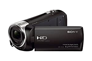 Sony HDR-CX405/B Handycam HD Camcorder w/ 32GB Deluxe Accessory Kit from Sony
