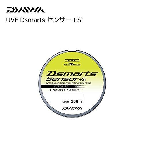 ダイワ(Daiwa) PEライン UVF マルチカラー ディースマーツ センサー+si 200m 0.6号 8lb 0.6号 8lb マルチカラー B01C3HCLL8, FreePark:93989ad5 --- amlaksanat.com