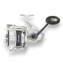 Shimano Saragosa 10000 Sw Saltwater Spinning Fishing Reel, Srg10000sw