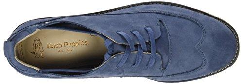 Derby Blu Donna Puppies Hush Oxford Stringate 5 Wt Scarpe bleu