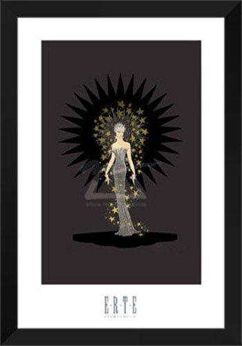 Erte Framed Art Print Starstruck