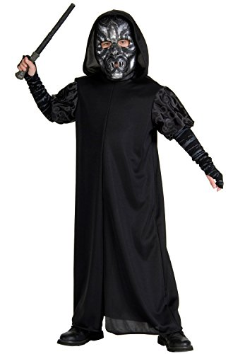 Rubie's Costume Co H/D Child Death eater Costume, (Death Eater Halloween Costumes)