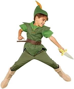Auténtico, de la tienda original de Disney Peter Pan Disfraz para ...