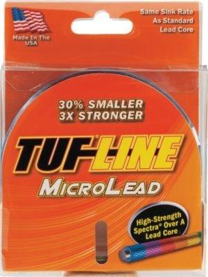 Tuf Line Microlead 200 yd Fishing Line, Metered, 27 lb