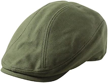 GENTLY[ジェントリー] コットン ハンチング 62~64cm 大きいサイズ 全9色 綿100% つば長 帽子 6184