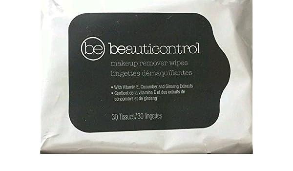 Amazon Beauticontrol Makeup Remover Wipes W Vitamin E