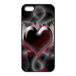 Blood stained love For HTC One M8 Phone Case Cover Black