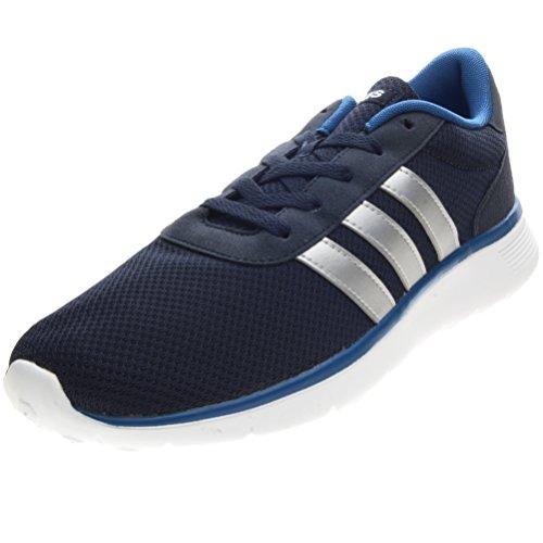 adidas Lite Racer, Zapatillas Hombre, Azul (Maruni/Plamat/Azul), 46 EU