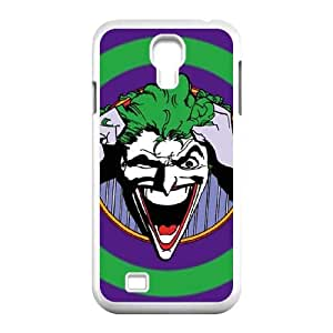 Insane The Joker Samsung Galaxy S4 9500 Cell Phone Case White Exquisite gift (SA_700187)