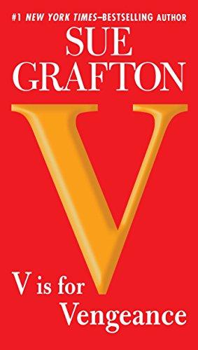 V is for Vengeance (Kinsey Millhone Book 22) cover