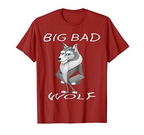 Mens Big Bad Wolf Paw Halloween Costume T-Shirt T Shirt Tee Shirt XL -