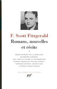 """Afficher """"Romans, nouvelles et récits / F. Scott Fitzgerald n° 1 Romans, nouvelles et récits 1"""""""