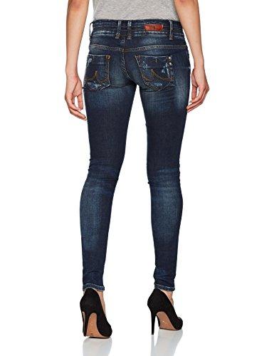 Blau Skinny Julita Jeans Femme Jean 50338 Wash Serene X LTB xYa4wqHq