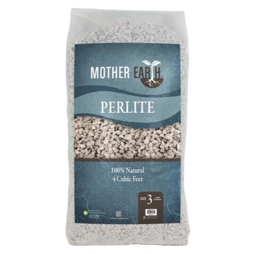 Mother Earth Perlite # 3-4 cu ft (30/Plt) by Mother Earth Products