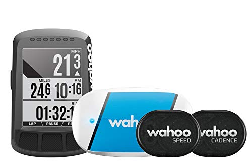 Wahoo ELEMNT Bolt GPS Bike Compuer Bundle
