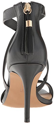 Nahlah Steve Womens Black Madden STEVEN by Leather Nahlah q1wanI