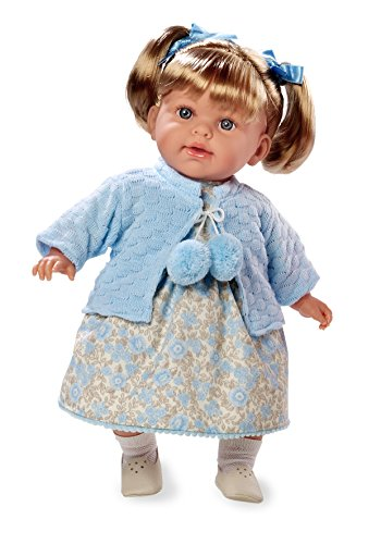 15 Inch Toddler Girl Doll- Fits Bitty Twins Doll Clothes
