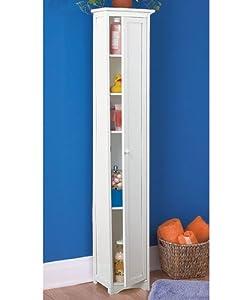 Slim Storage Cabinet