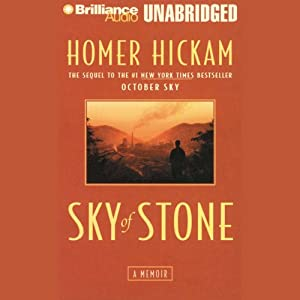 Sky of Stone Audiobook