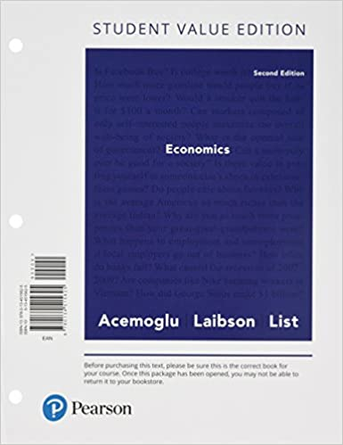 Economics student value edition 2nd edition 9780134515625 economics student value edition 2nd edition 2nd edition fandeluxe Images