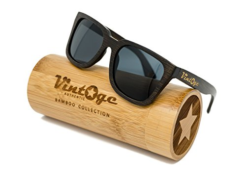 Bamboo Wood Sunglasses for Men & Women - Polarized handmade wooden wayfarer style shades that - What Protect To Are The Eyes Your Sunglasses Best