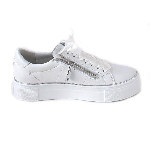 White Classic 71 Up Kennel Women's Lace Half Shoe Schmenger amp; 21020 627 xPwYYAfq7