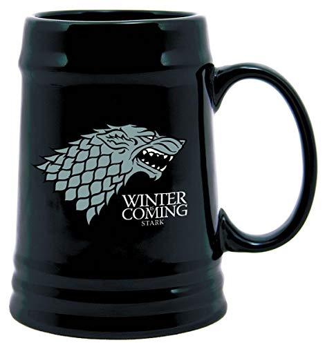 Dark Horse Deluxe Game of Thrones Ceramic Stein: Stark Sigil by Dark Horse Deluxe (Image #1)