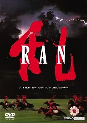 Ran [DVD] by Akira Kurosawa: Amazon.es: unknown, Akira Kurosawa ...