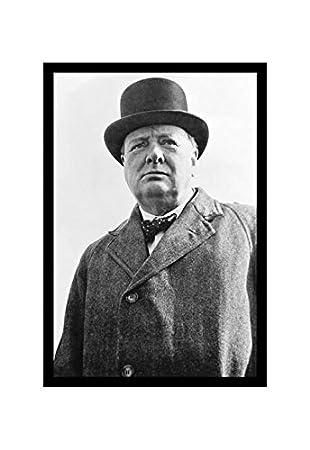 de416ccb804c2 Amazon.com  Buyenlarge Prime Minister Winston Churchill of Great ...