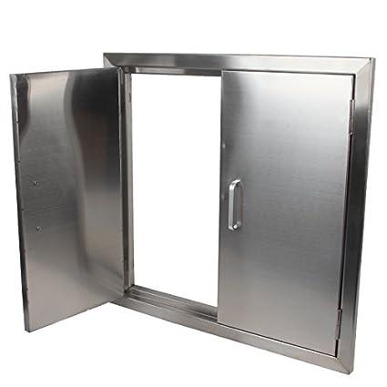Amazon.com: mophoto puerta de acceso de barbacoa – barbacoa ...