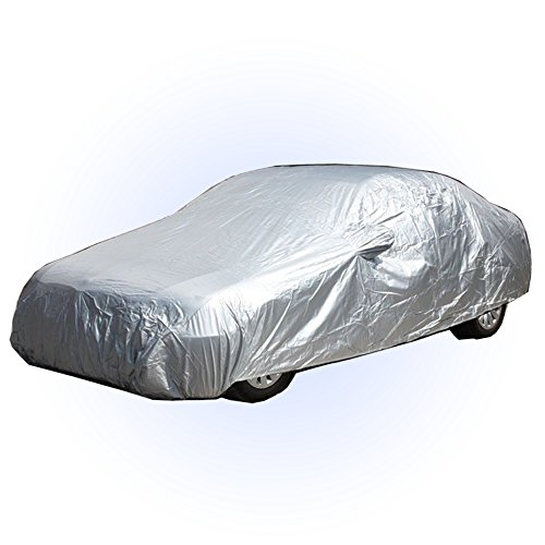 Indoor Outdoor Dust / UV Proof Car Cover SUV Universal Water Durable (203''L*75''W*47''H For Sedan (Indoor Dust Cover)