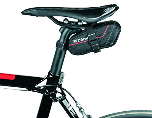 Zefal Fahrradtasche Z-Light Pack, Black/Grau, 13 x 6 x 6 cm, 0.3 Liter, 3576166