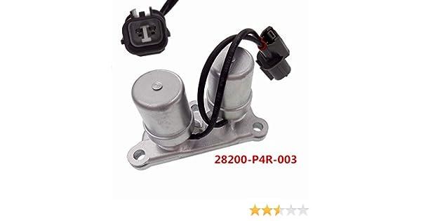Transmission Lock up Solenoid for Honda Civic 94-00 28200-P4R-003 28200P4R003