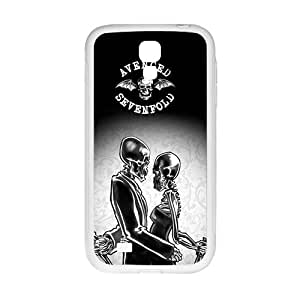 Creative Skeleton Pattern Fahionable And Popular High Quality Back Case Cover For Samsung Galaxy S4