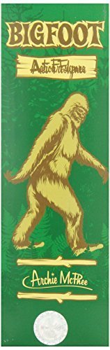 Bigfoot Action Figure ACCOUTREMENTS 11366