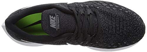 Nike Men's Air Zoom Pegasus 35 Running Shoe (6 M US, Black/White/Gunsmoke/Oil Grey) by Nike (Image #5)