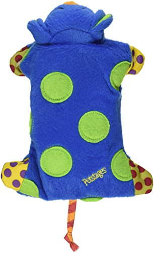 Puppy Cuddle Pal Comforting Dog Toy, Heats in Microwave, Plush Dog Toy by Petstages