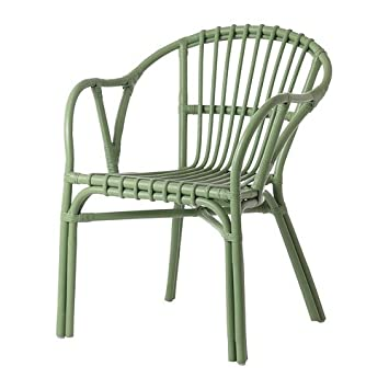 Ikea Holmsel Sessel Grun 60x60x200 Cm Amazon De Kuche Haushalt