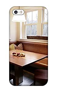 Fashion VzoHEqG3639kboiN Case Cover For Iphone 5/5s(breakfast Nook With Wrap-around Seating)