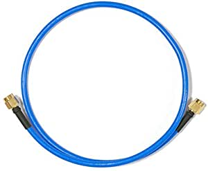 RPSMA to RPSMA 500 mm Cable
