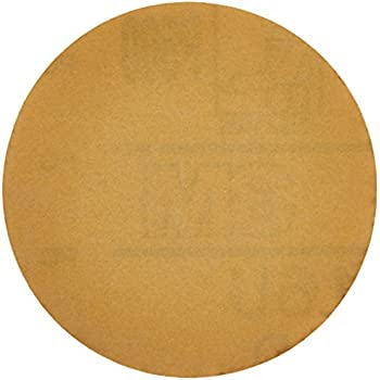 3M Hookit Gold Disc, 00912, 3 in, P500, 50 discs per carton