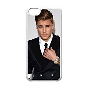 iPhone 5c Cell Phone Case White Justin Bieber S0408682