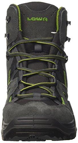 Iowa Uomini Zephyr Gtx Metà Scarpe Da Trekking Grigio (antracite / Verde)