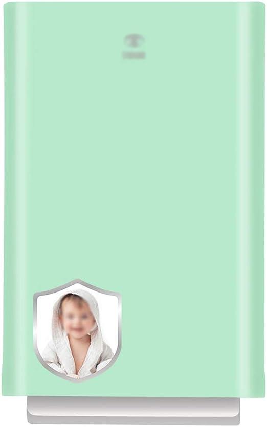 CL- Filtro de Aire Purificador de Aire, ión Negativo de la habitación de los niños del hogar además del Smog formaldehído, aplicable: Dormitorio/habitación de los niños/Estudio, etc, Dos Colores: Amazon.es: Hogar