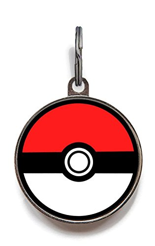 Used, Wag-A-Tude Tags Pokeball Pet Tag (Small) for sale  Delivered anywhere in USA