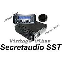 Remote Control SECRETAUDIO SST Hidden Stereo Radio 200 watt amp Sub out USB